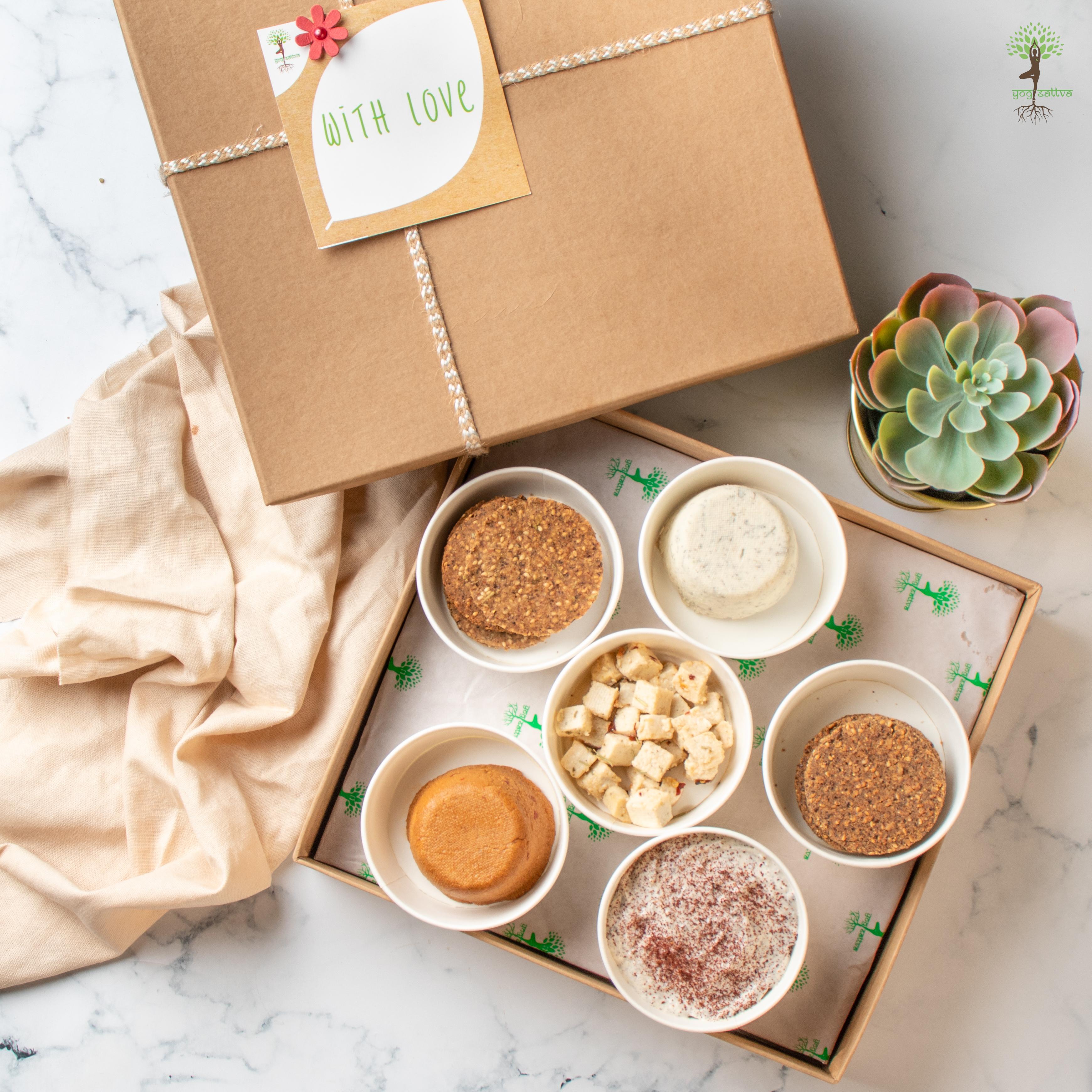 Assorted Vegan Cheese Gift Box