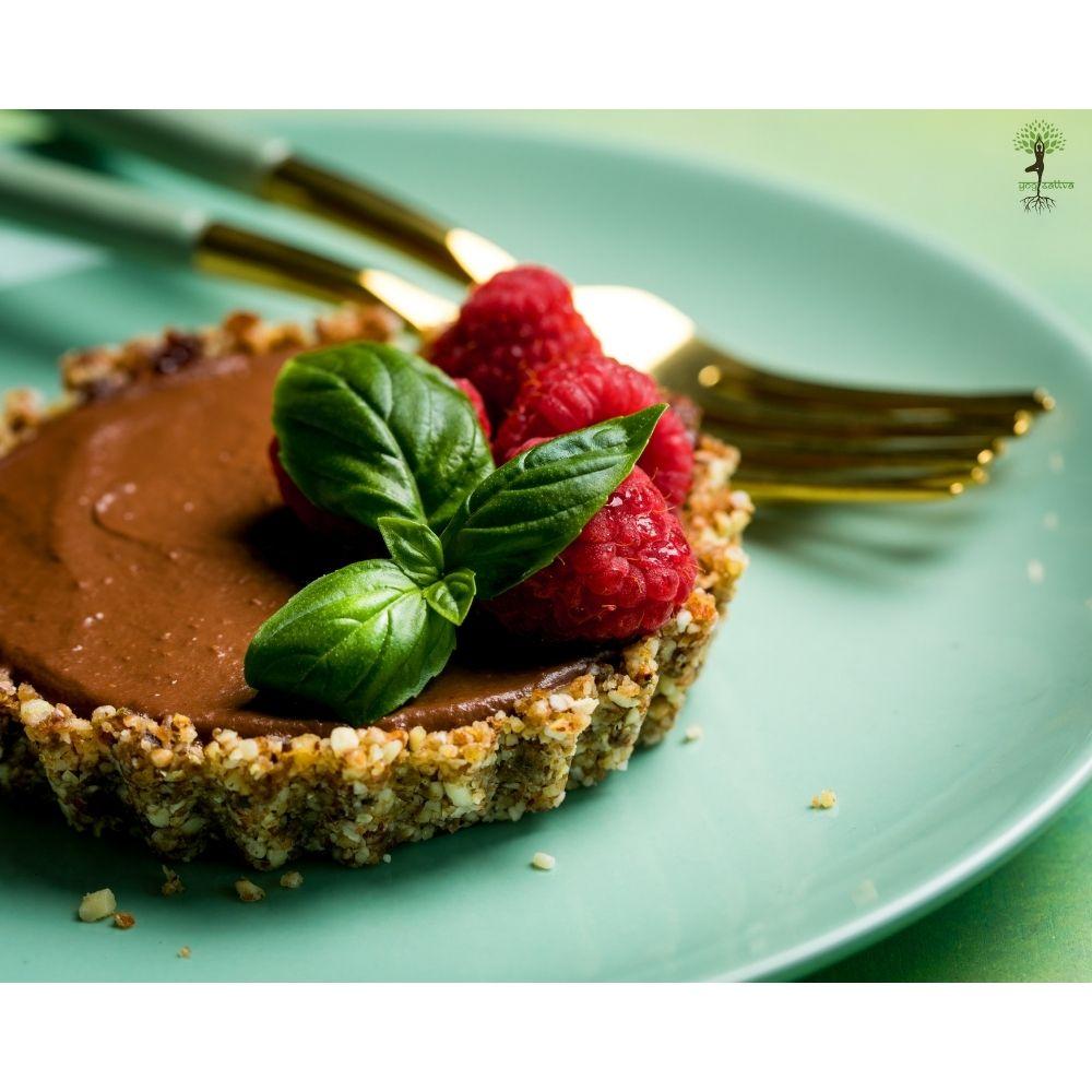 Vegan & Gluten Free Online Desserts Workshop with Chef Raveena Taurani