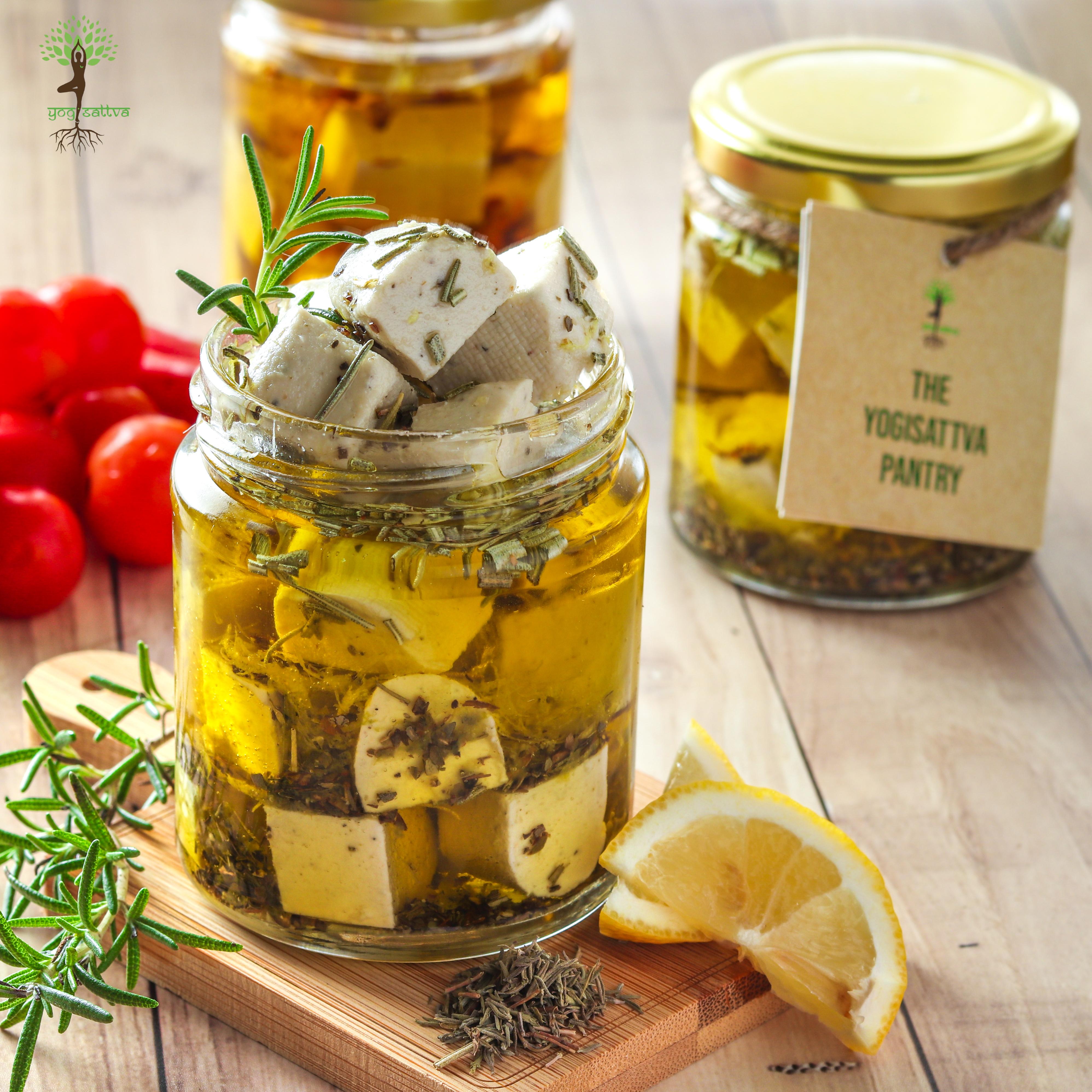 You Feta Believe it, Herbs Lemon & Black Pepper (150gms)