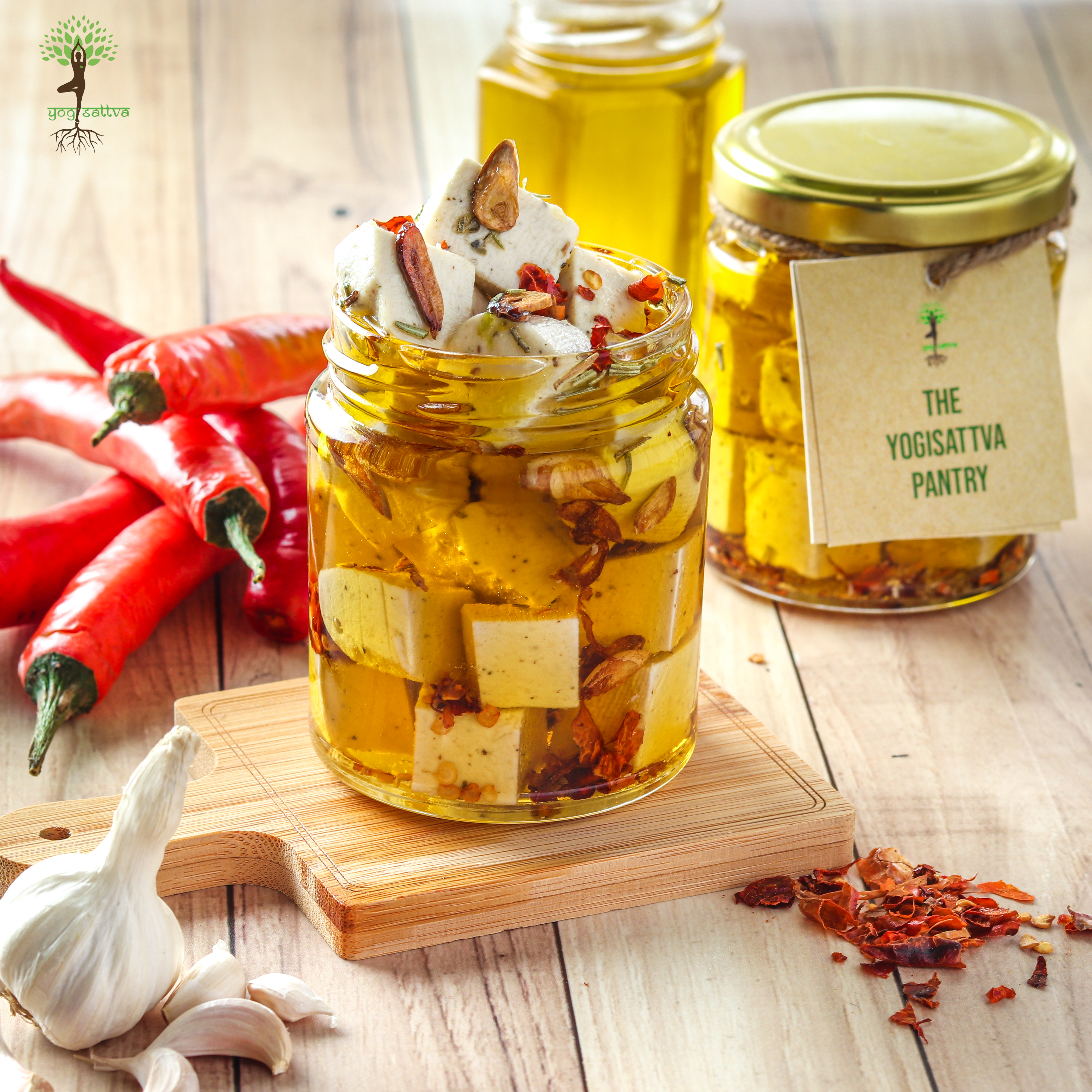 You Feta Believe it, Chilli Garlic (150gms)