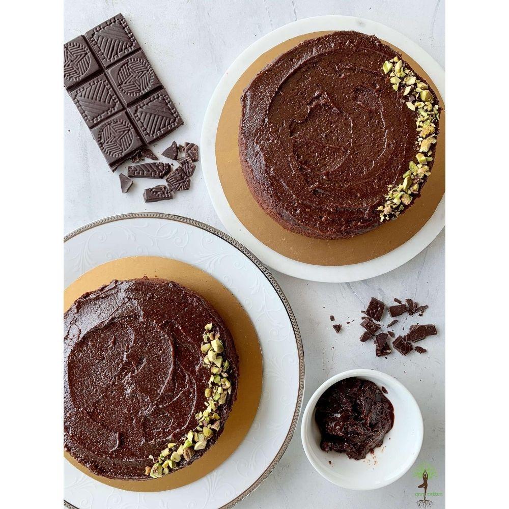Cacao Mud Cake